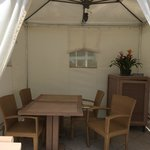 cabana(free first come first serve)