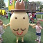 They love Mr potato!