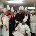 Nuestros amigos de la cocina