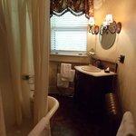 Very comfortable bathroom