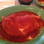 The chili relleno. Absolute perfection.