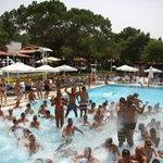 la pool party