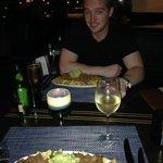 Maya restaurant (nacho starters)