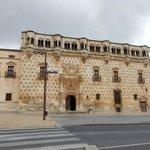 Palacio del Infantado, фасад
