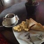Free breakfast ...