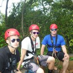 Ready to zip line