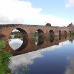 Dumfries bridge over the Nith