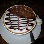 Coffee tastes as good as it looks :)