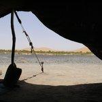 Presso tenda nomade