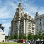Liver Building from the Waterfront