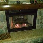 Gotta love a nice fire!!