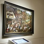 "Brueghel's ""Proverbs"" with an interactive explanation"