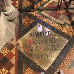 Swift's grave