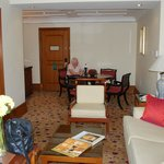 Room 210  suite