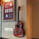 Van Morrison's guitar