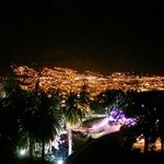 Night view of Funchal