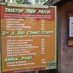 Foto di Treetop Trek