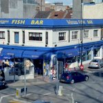 Winstons Fish Bar ~ Weston Super Mare