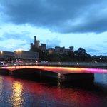 Bridge and Inverness Castle