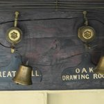Call bells for each room in the house