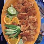 Crazy shrimp