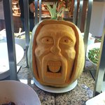 Amazing Fruit carvings