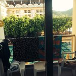 Room 2213 balcony