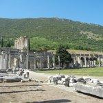 Ágora Ruinas