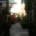 via Sanchez una via del Quartiere Ciambra