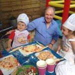 Pizza party fun