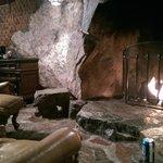 Fireplace mit Gasbetrieb
