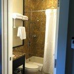 Bathroom of room #325
