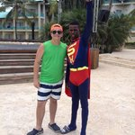 Superman staff