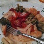 Chicken & Shrimp Cavatelli