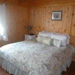 Habitación, la cama super cómoda