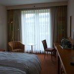 Zimmer mit Businessbereich