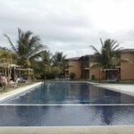 Uma das piscinas (não é a principal)