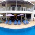 Pool&Restaurant Area