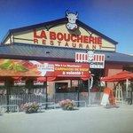 """Restaurant """"La boucherie"""" Beauvais"""