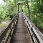 Retreat side of the bridge