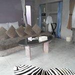 Villa inside main room
