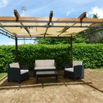 Outdoor area to relax