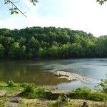 Cumberland Falls visit