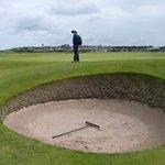 A killer bunker at St. Andrews