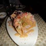 delicious crab cake