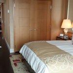 Suite limpa, cheirosa, espaçosa e confortável