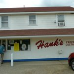 Hank's - the best Frozen Custard ever!