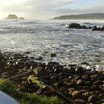 Tauranga Bay, Cape Foulwind, South Island of New Zealand