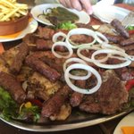 Mesano meso / Grilled meat mix
