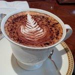 amazing cappuccino